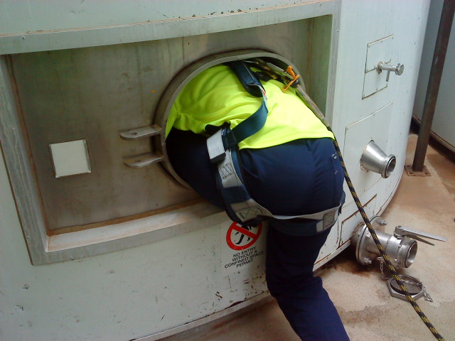 Enter Confined Space (Nationally Accredited)