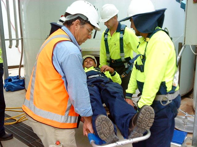 Participate in a Rescue Operation