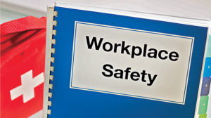 Workplace safety notebook