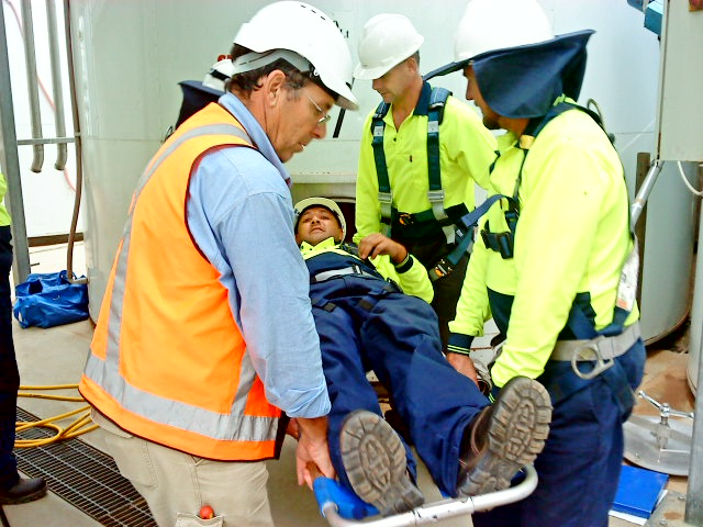 Participate In A Rescue Operation (Nationally Accredited)